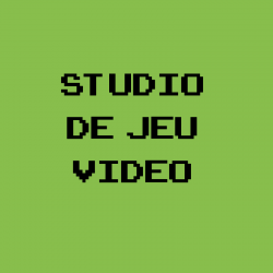 Studio de jeu video